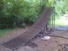 Dirt Bike Ramp >> See Our Services